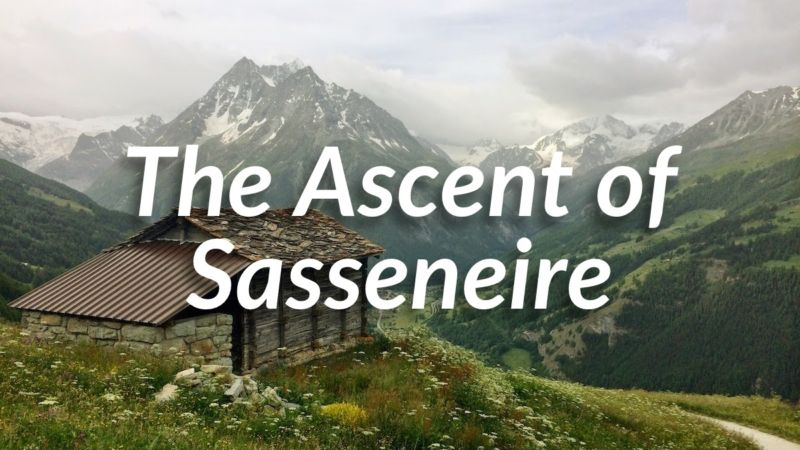 The Ascent of Sasseneire