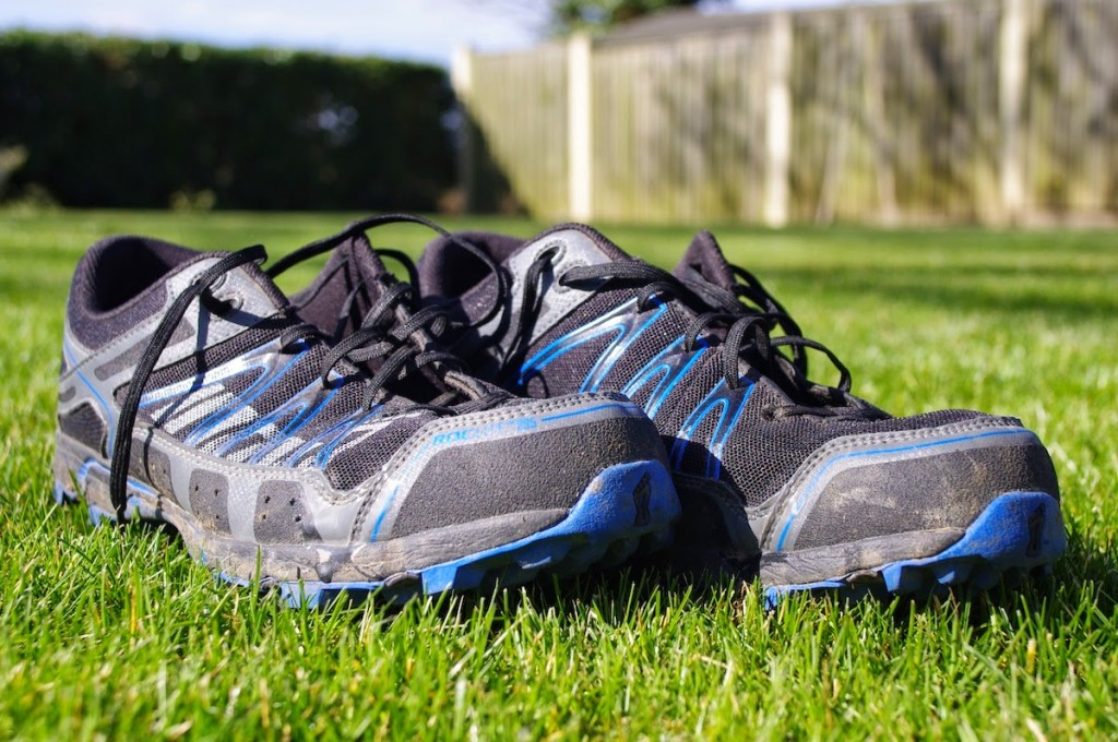Inov-8 Roclite 295 trail shoes — first