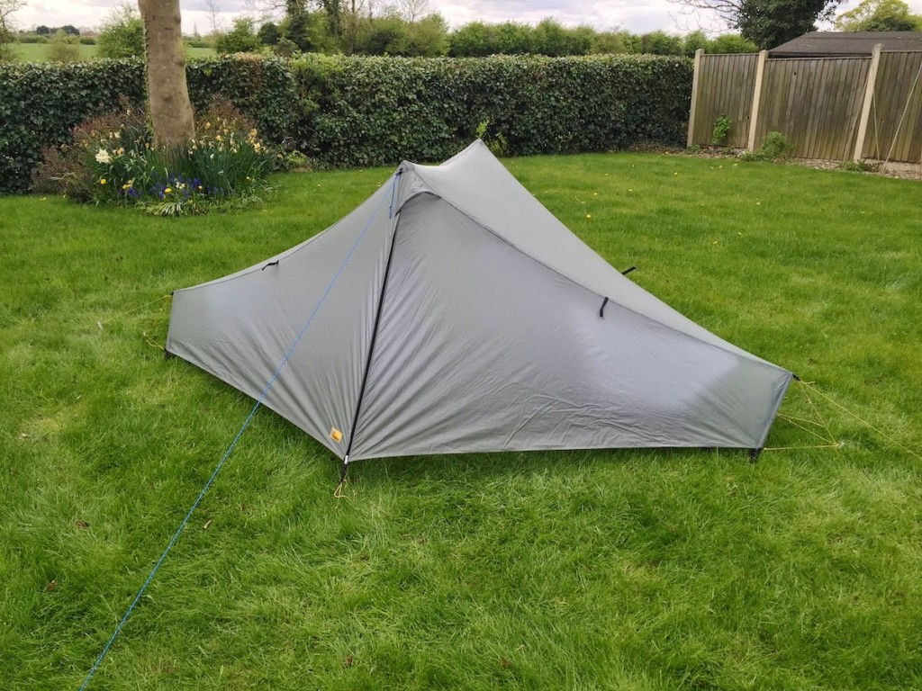 Recently I blogged about how my old Laser Competition was showing signs of wear and tear and that for my planned hike of the Cape Wrath Trail I would need ... & The Tarptent Notch backpacking tent u2014 First Impressions | Alex ...