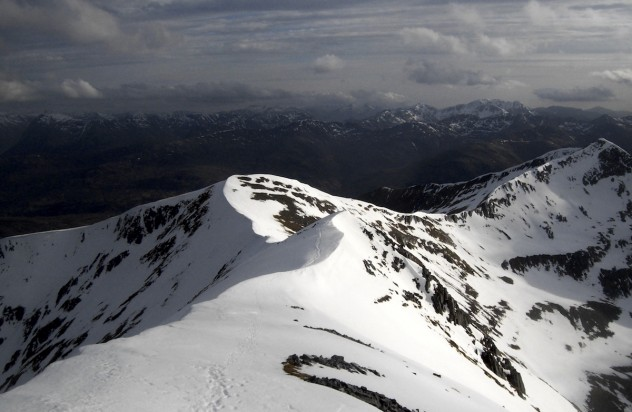 Twenty-four hours in the Mamores