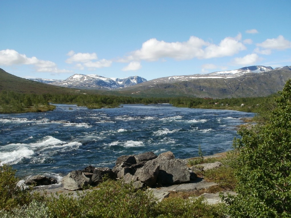 The edge of Jotunheimen