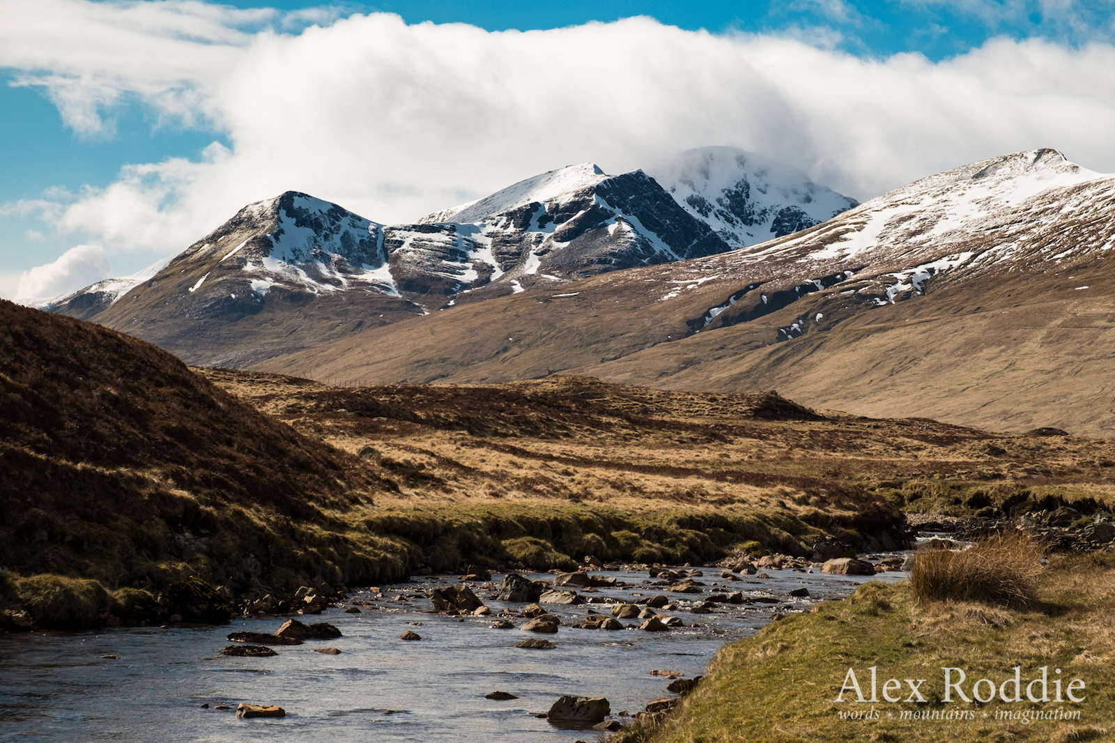 Unsurpassed scenery in Glen Nevis