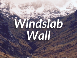 Windslab Wall