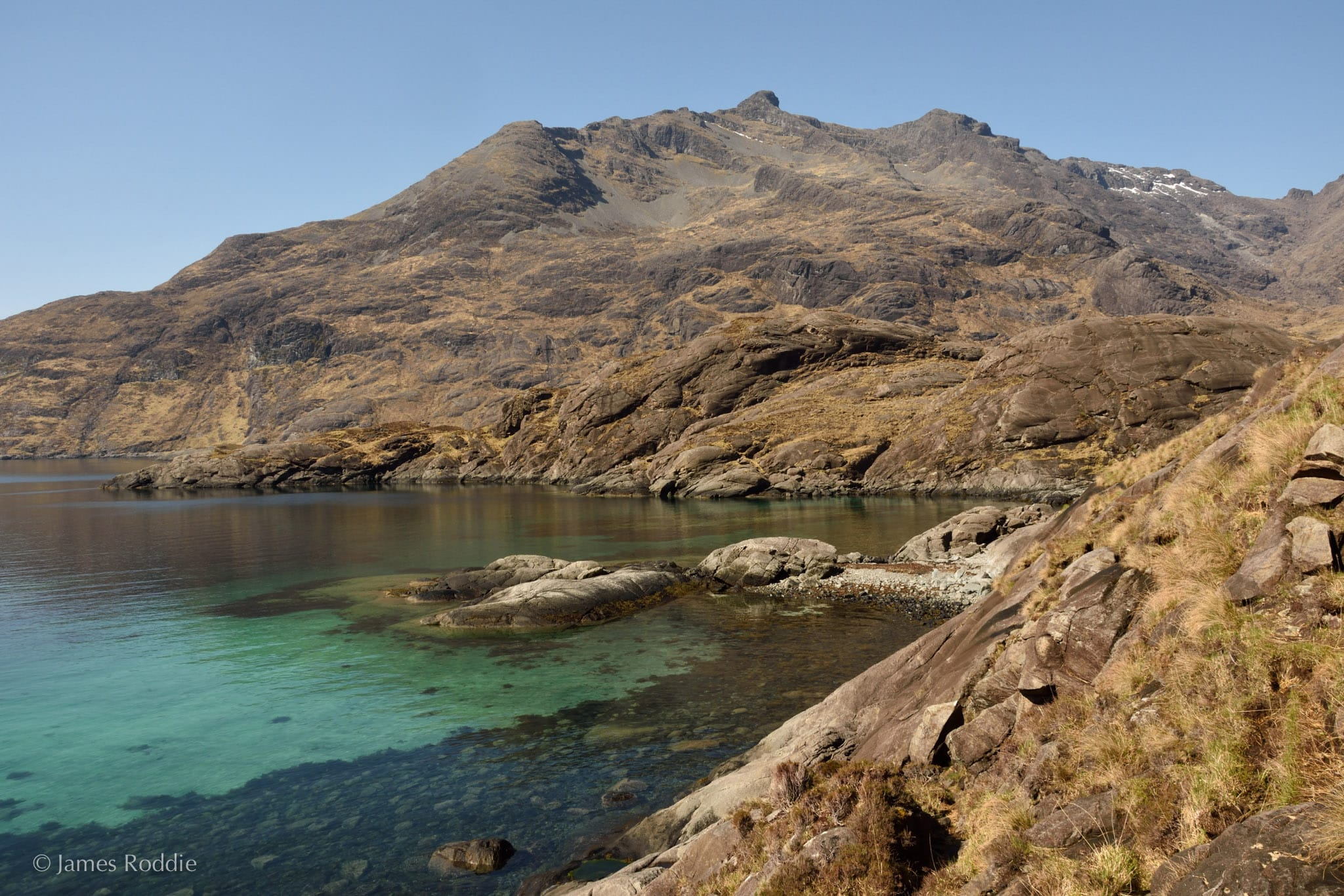 The hottest day ever recorded in May on Skye