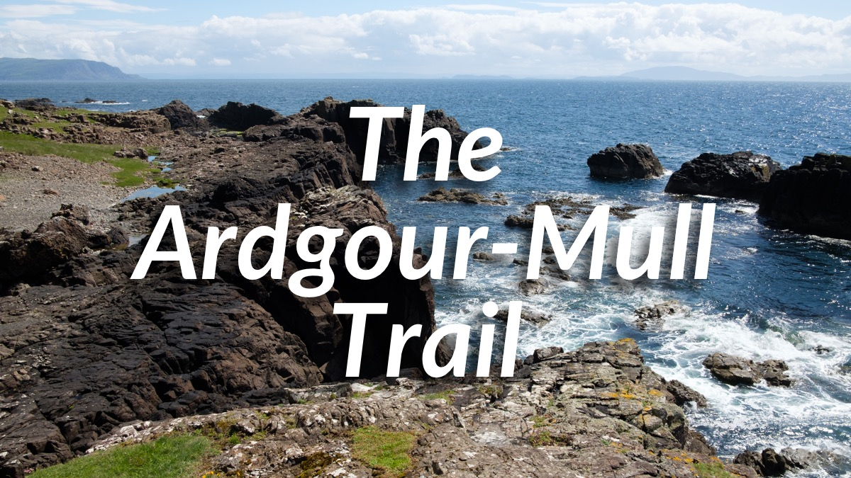 The Ardgour-Mull Trail