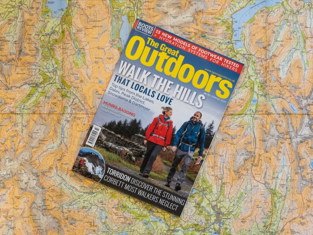 The Great Outdoors -- feature writer, contributing editor
